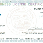 Business License 2017